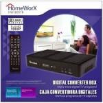 HomeWorx HW180STB HDTV Digital Converter Box