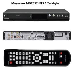 magnavox mdr557