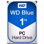 WD Blue 1TB SATA portable hard drive