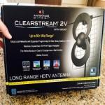 ClearStream 2V Indoor-Outdoor HDTV Antenna