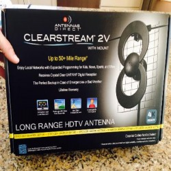 Clearstream V2 Hd Indoor Outdoor Antenna Review 2015